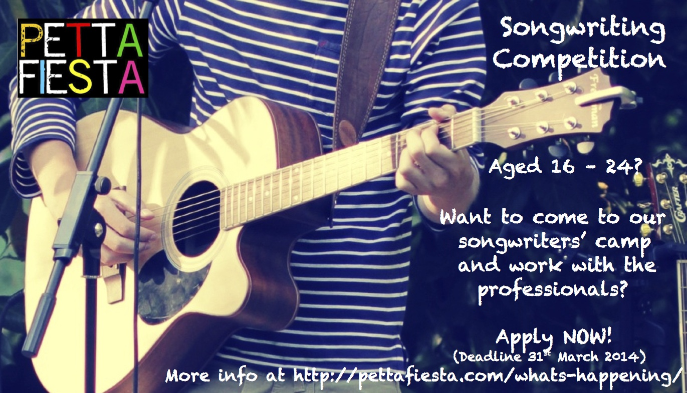 Songwriting Competition Flyer copy